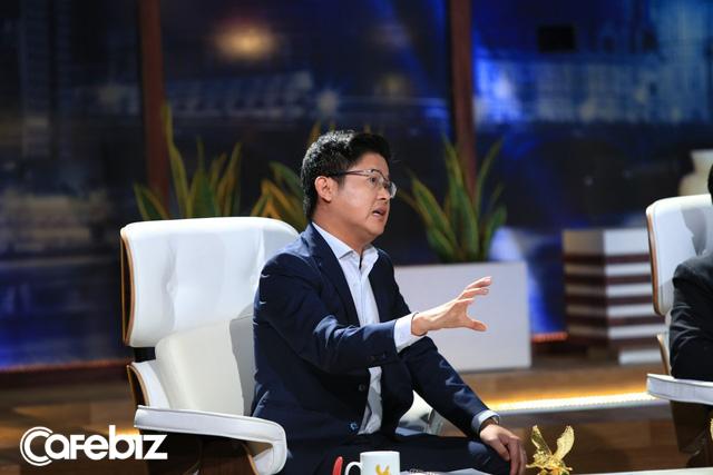 Giải ngố thuật ngữ Shark Tank cùng Shark Dzung: Khoản vay chuyển đổi có CAP trần là gì? Vì sao Shark Dzung và startup giằng co mức CAP này và phải đi kèm với qualified round? - Ảnh 4.