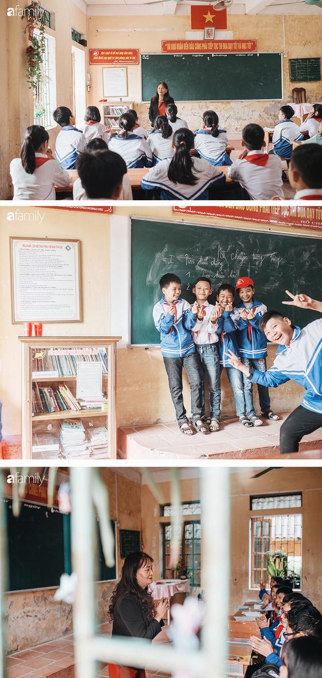 Cô Tổng phụ trách trường người ta: Thay đổi giờ chào cờ và biến tiết thể dục thành vũ hội, đi khắp nơi làm tủ sách, xây trường cho trẻ vùng cao - Ảnh 9.