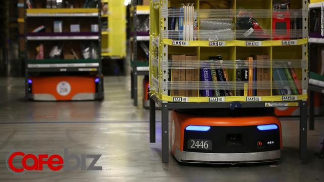 Cuộc cách mạng không tưởng trong lĩnh vực bán lẻ: Amazon vừa tuyên bố họ muốn giao mọi sản phẩm mà khách hàng đặt mua trong vòng 30 phút! - Ảnh 1.