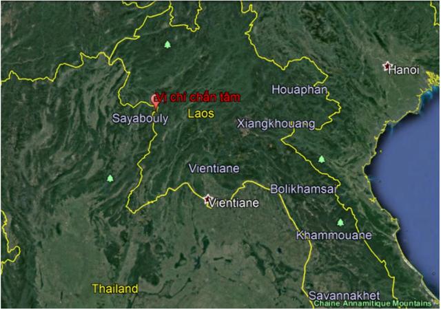 Hà Nội rung chấn do động đất tại Lào? - Ảnh 1.
