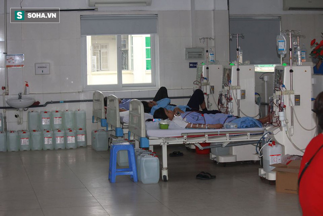 Rất nhiều người Việt đang trẻ khoẻ đã hỏng hai quả thận, hối hận vì thói quen ngại đi khám - Ảnh 1.