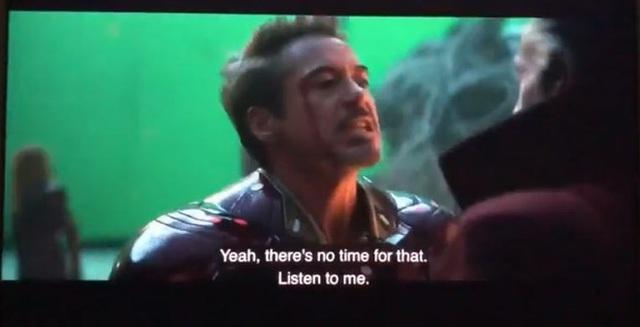 Marvel công bố những cảnh quay bị cắt của trận chiến cuối cùng trong Endgame: Iron Man suýt choảng nhau với Doctor Strange - Ảnh 2.