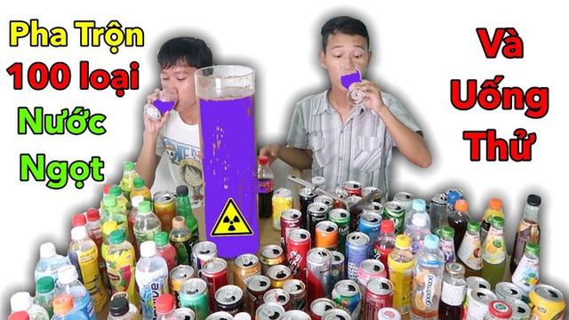 """Vlogger sở hữu kênh YouTube gần 3 triệu subs """"chất lượng nhất Việt Nam"""" hóa ra cũng hay làm nhiều video ăn uống """"lạ đời"""" thế này! - Ảnh 12."""