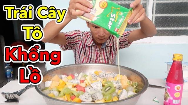 """Vlogger sở hữu kênh YouTube gần 3 triệu subs """"chất lượng nhất Việt Nam"""" hóa ra cũng hay làm nhiều video ăn uống """"lạ đời"""" thế này! - Ảnh 17."""