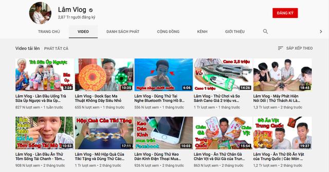 """Vlogger sở hữu kênh YouTube gần 3 triệu subs """"chất lượng nhất Việt Nam"""" hóa ra cũng hay làm nhiều video ăn uống """"lạ đời"""" thế này! - Ảnh 3."""