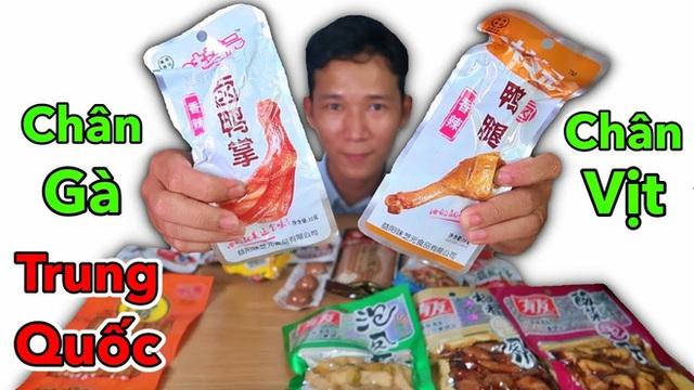 """Vlogger sở hữu kênh YouTube gần 3 triệu subs """"chất lượng nhất Việt Nam"""" hóa ra cũng hay làm nhiều video ăn uống """"lạ đời"""" thế này! - Ảnh 5."""