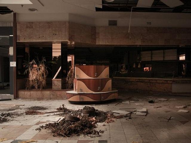 Loạt trung tâm thương mại sang chảnh bị bỏ hoang khắp nước Mỹ - Ảnh 6.