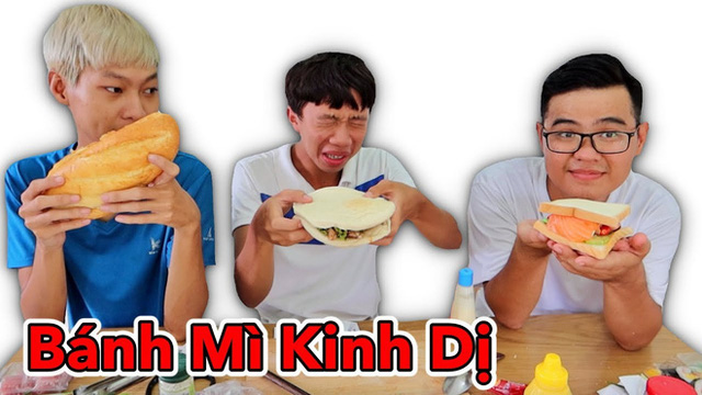 """Vlogger sở hữu kênh YouTube gần 3 triệu subs """"chất lượng nhất Việt Nam"""" hóa ra cũng hay làm nhiều video ăn uống """"lạ đời"""" thế này! - Ảnh 9."""
