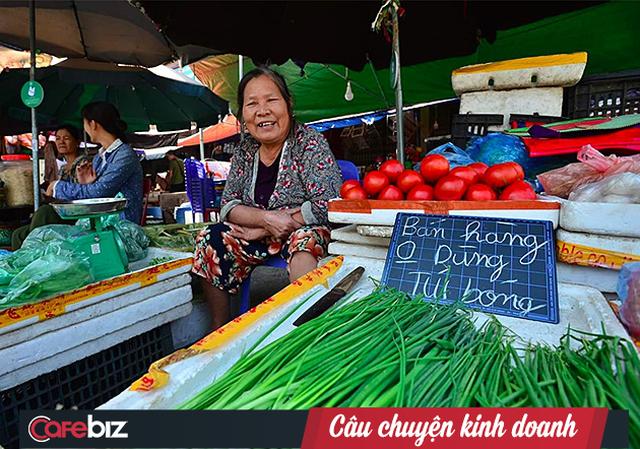 Chợ Nhớn - chợ truyền thống đầu tiên hoàn toàn nói không với túi nilon: Các chợ và siêu thị trên cả nước còn chần chờ gì mà không học hỏi và áp dụng? - Ảnh 1.
