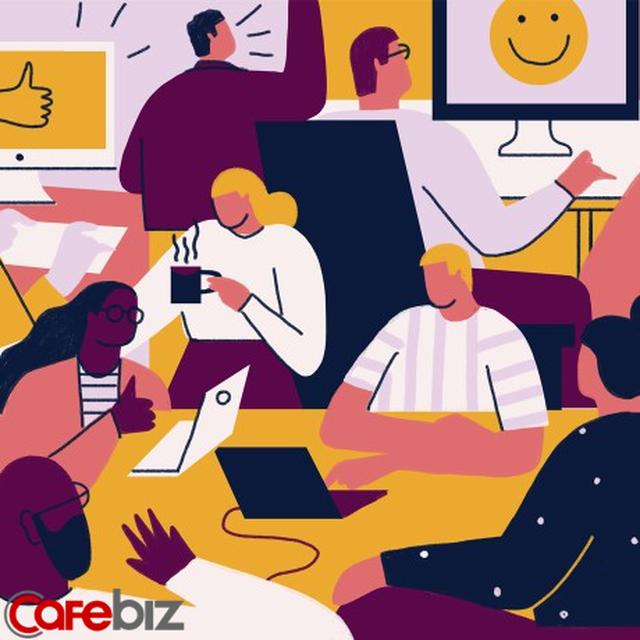 Người trẻ tuổi chia sẻ kinh nghiệm giao tiếp nơi làm việc: Càng tính toán càng đỡ phải gánh thiệt thòi - Ảnh 1.