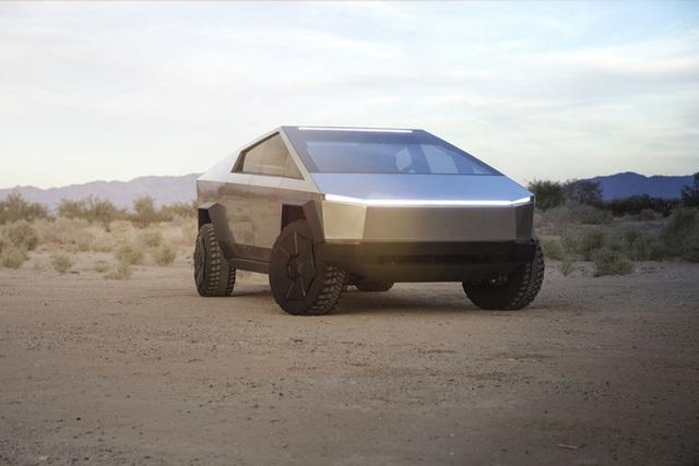 Chơi thế mới là Musk: đặt mua Cybertruck giá 1,6 tỷ đồng, khách hàng chỉ cần cọc hơn 2 triệu là được - Ảnh 1.