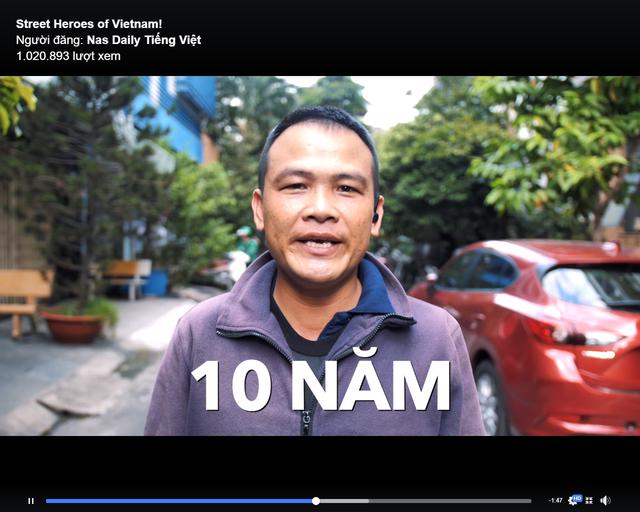 Không còn bị chỉ trích giả tạo, video mới về Những hiệp sĩ tay không bắt cướp ở Việt Nam của Nas Daily và Pew Pew nhận nhiều khen ngợi - Ảnh 4.