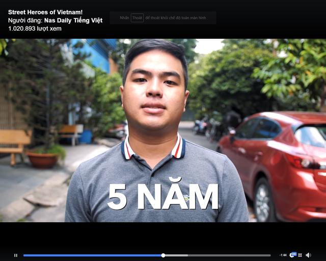 Không còn bị chỉ trích giả tạo, video mới về Những hiệp sĩ tay không bắt cướp ở Việt Nam của Nas Daily và Pew Pew nhận nhiều khen ngợi - Ảnh 5.