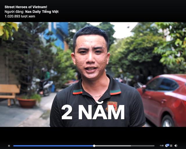 Không còn bị chỉ trích giả tạo, video mới về Những hiệp sĩ tay không bắt cướp ở Việt Nam của Nas Daily và Pew Pew nhận nhiều khen ngợi - Ảnh 6.