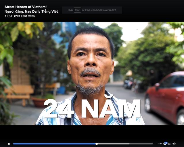 Không còn bị chỉ trích giả tạo, video mới về Những hiệp sĩ tay không bắt cướp ở Việt Nam của Nas Daily và Pew Pew nhận nhiều khen ngợi - Ảnh 8.