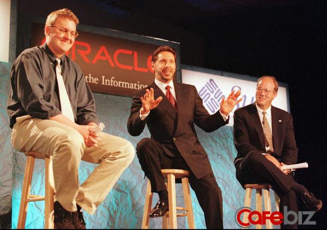 Cuộc đời đầy thú vị của ông chủ Oracle, từ kẻ bỏ học 2 lần trở thành tỷ phú - Ảnh 4.
