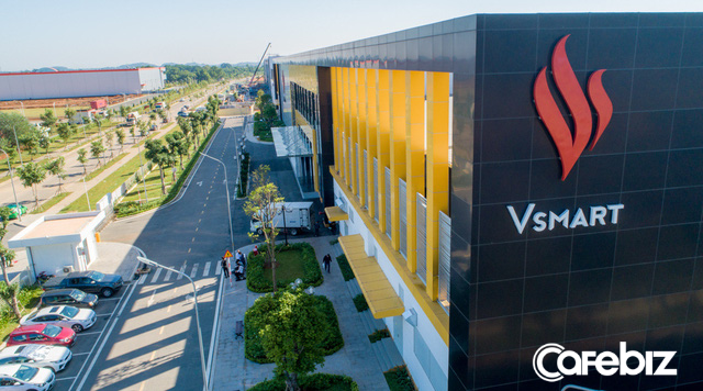 Vinsmart chính thức đưa tổ hợp sản xuất thiết bị điện tử thông minh vào hoạt động, quy mô gần 15 ha, công suất 125 triệu thiết bị/năm, dư cung trong nước và đủ trình đáp ứng đơn hàng toàn cầu - Ảnh 1.