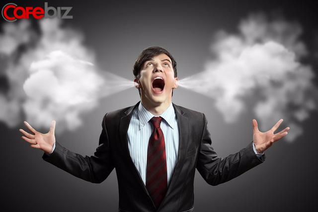 Công thức sống tốt của người thành công: Kiềm chế cơn giận là bản lĩnh, thay đổi cục diện mới là người trí tuệ - Ảnh 2.