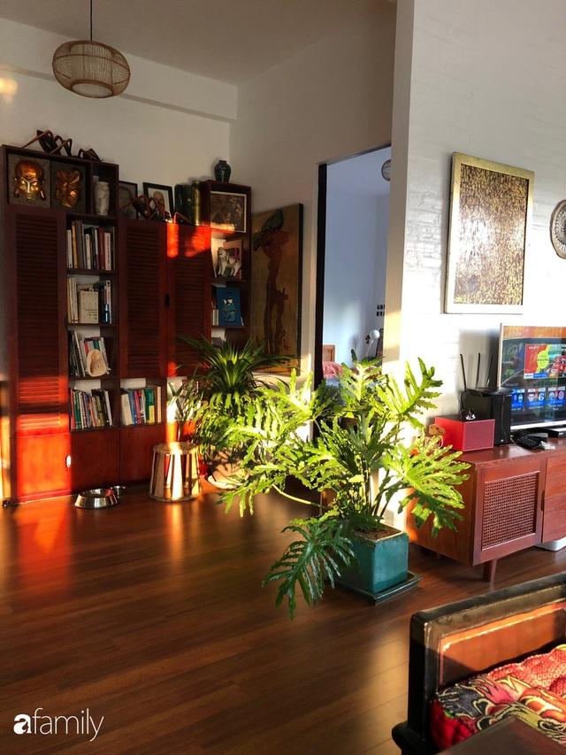 Cuối tuần đến thăm ngôi nhà đẹp tựa bài thơ với vẻ hoài niệm quá khứ của chủ nhân yêu thích trang trí nội thất ở Hà Nội - Ảnh 12.