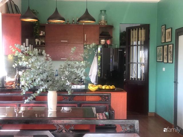Cuối tuần đến thăm ngôi nhà đẹp tựa bài thơ với vẻ hoài niệm quá khứ của chủ nhân yêu thích trang trí nội thất ở Hà Nội - Ảnh 14.