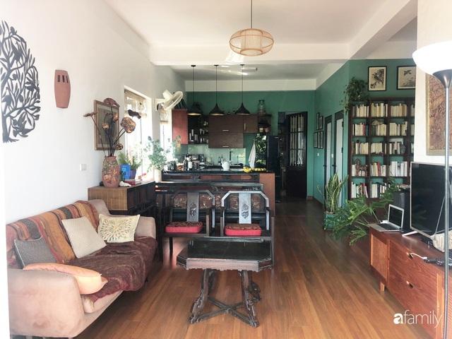 Cuối tuần đến thăm ngôi nhà đẹp tựa bài thơ với vẻ hoài niệm quá khứ của chủ nhân yêu thích trang trí nội thất ở Hà Nội - Ảnh 18.