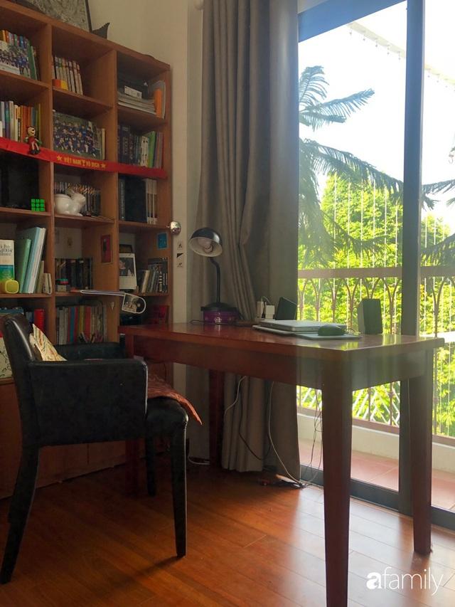 Cuối tuần đến thăm ngôi nhà đẹp tựa bài thơ với vẻ hoài niệm quá khứ của chủ nhân yêu thích trang trí nội thất ở Hà Nội - Ảnh 8.