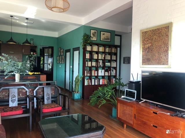 Cuối tuần đến thăm ngôi nhà đẹp tựa bài thơ với vẻ hoài niệm quá khứ của chủ nhân yêu thích trang trí nội thất ở Hà Nội - Ảnh 9.