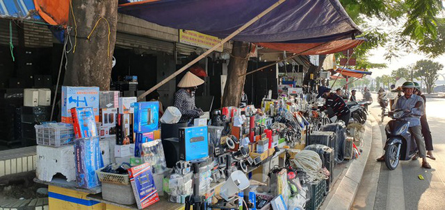 Chợ Sắt Hải Phòng: Vang bóng một thời - Ảnh 9.