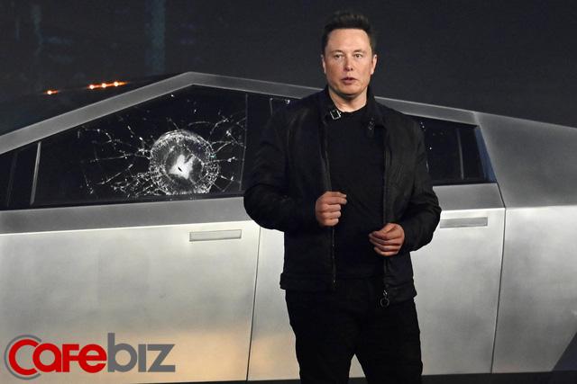 Cybertruck không phải sản phẩm đầu tiên 'toang' theo phong cách Elon Musk: Bị đá khỏi công ty mình sáng lập khi đi trăng mật, tên lửa mang vệ tinh của NASA, Facebook phóng lần đầu đã banh xác! - Ảnh 1.