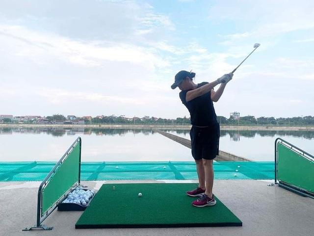 Sân tập golf trong nhà máy nước sông Đuống của Shark Liên biến mất không còn dấu vết - Ảnh 1.