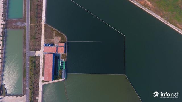 Sân tập golf trong nhà máy nước sông Đuống của Shark Liên biến mất không còn dấu vết - Ảnh 8.