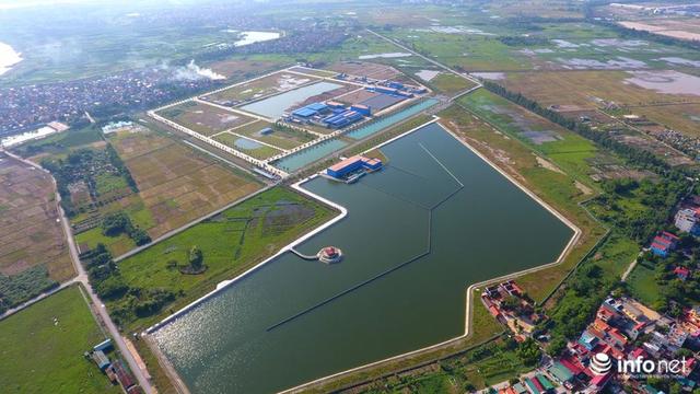 Sân tập golf trong nhà máy nước sông Đuống của Shark Liên biến mất không còn dấu vết - Ảnh 9.