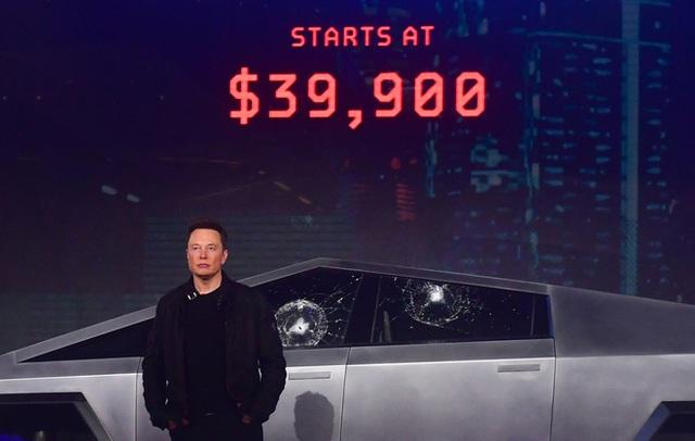 Xe có giá đến 39.900 USD, tại sao người mua Cybertruck chỉ phải đặt cọc 100 USD? - Ảnh 1.
