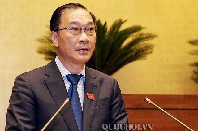 Quốc hội thông qua báo cáo nghiên cứu dự án sân bay Long Thành - Ảnh 1.