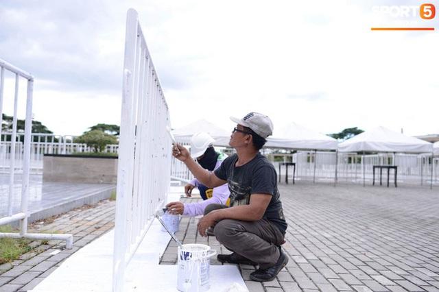 Địa điểm tổ chức lễ khai mạc SEA Games 30: Bất ngờ trước cảnh ngổn ngang, sơ sài của chủ nhà Philippines - Ảnh 11.