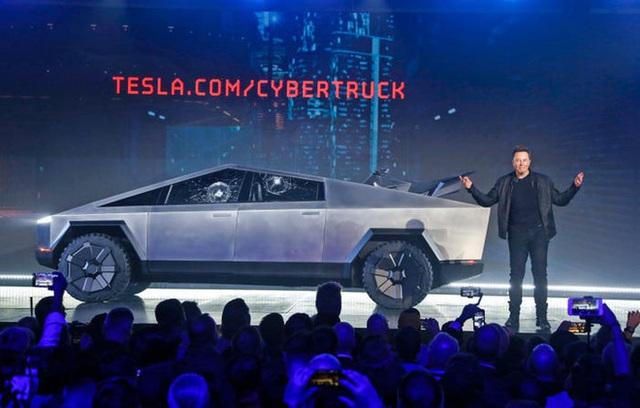 Xe có giá đến 39.900 USD, tại sao người mua Cybertruck chỉ phải đặt cọc 100 USD? - Ảnh 4.