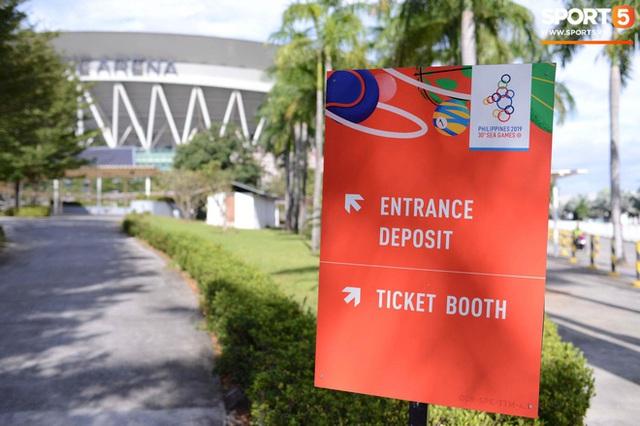 Địa điểm tổ chức lễ khai mạc SEA Games 30: Bất ngờ trước cảnh ngổn ngang, sơ sài của chủ nhà Philippines - Ảnh 5.