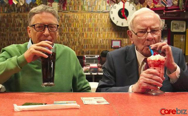 Warren Buffett: Đời người, thành - bại quan trọng nhất là chuyên tâm - Ảnh 1.