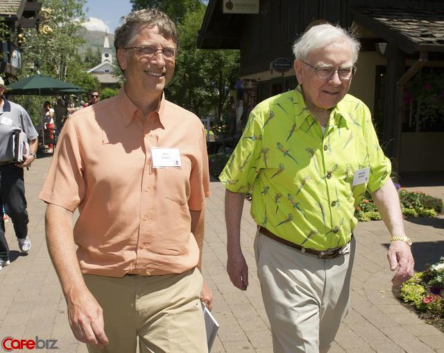 Warren Buffett: Đời người, thành - bại quan trọng nhất là chuyên tâm - Ảnh 2.