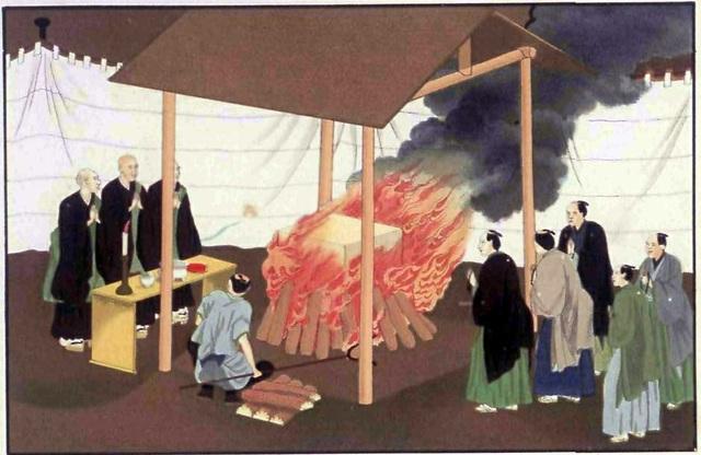 Nhật Bản: Quốc gia thích hỏa táng nhất trên thế giới - Ảnh 1.