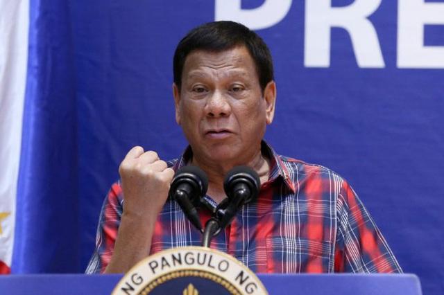 Tổng thống Philippines Duterte nổi giận với BTC SEA Games - Ảnh 1.