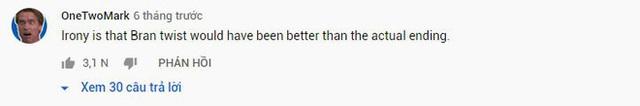 Anh YouTuber tự chế cái kết cực thuyết phục cho Game of Thrones, khán giả khen đỉnh hơn bản gốc nhiều - Ảnh 4.