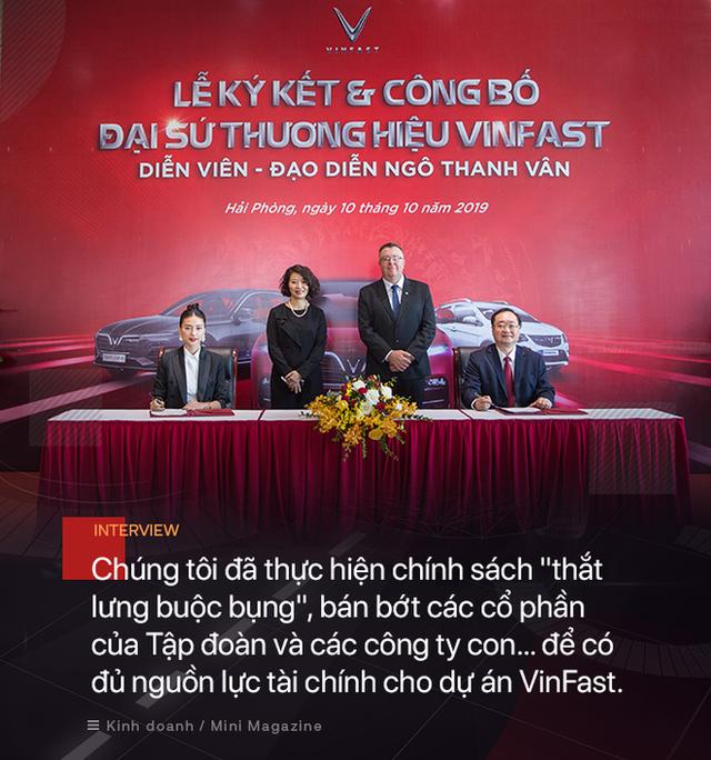 Sếp VinFast công bố bất ngờ: Chúng tôi sẽ sớm niêm yết trên thị trường chứng khoán - Ảnh 3.