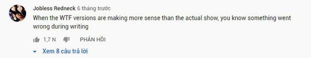 Anh YouTuber tự chế cái kết cực thuyết phục cho Game of Thrones, khán giả khen đỉnh hơn bản gốc nhiều - Ảnh 7.