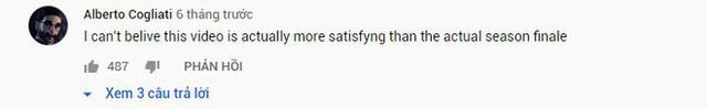 Anh YouTuber tự chế cái kết cực thuyết phục cho Game of Thrones, khán giả khen đỉnh hơn bản gốc nhiều - Ảnh 11.