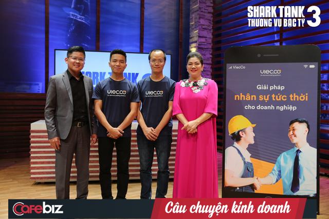 Cofounder Việc Có – Startup được các Shark tranh giành đầu tư: Khi khởi nghiệp, chuẩn bị bao nhiêu cũng không đủ để không lo lắng! - Ảnh 1.