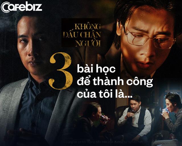 Phim ngắn của JV Trần Đức Việt được chọn tranh giải tại liên hoan phim Mumbai, cùng xem lại những triết lý đau nhưng đúng của người thành công  - Ảnh 1.