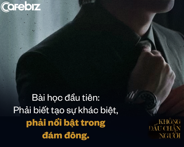 Phim ngắn của JV Trần Đức Việt được chọn tranh giải tại liên hoan phim Mumbai, cùng xem lại những triết lý đau nhưng đúng của người thành công  - Ảnh 2.