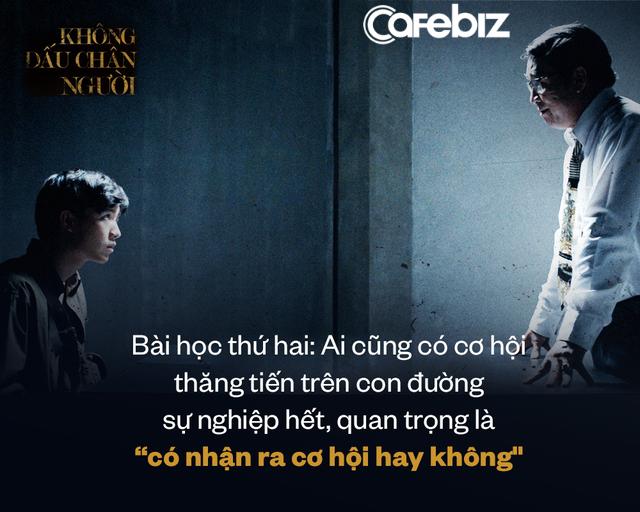 Phim ngắn của JV Trần Đức Việt được chọn tranh giải tại liên hoan phim Mumbai, cùng xem lại những triết lý đau nhưng đúng của người thành công  - Ảnh 3.