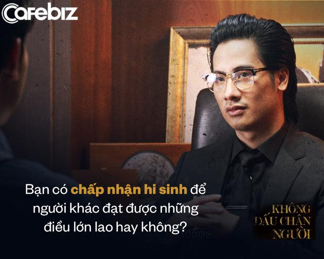 Phim ngắn của JV Trần Đức Việt được chọn tranh giải tại liên hoan phim Mumbai, cùng xem lại những triết lý đau nhưng đúng của người thành công  - Ảnh 10.